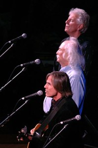 Jackson Browne, David Crosby & Graham Nash