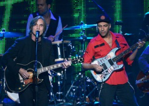 Jackson Browne & Tom Morello