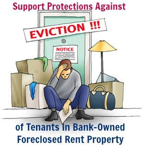 Evictions Bank-Owned