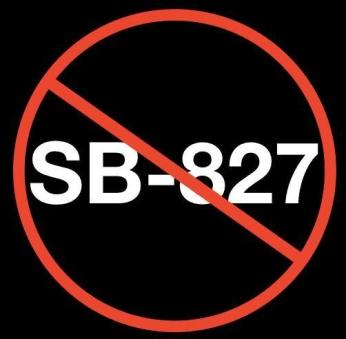 NO on SB 827